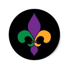 fleur de lis mardi gras mardi gras fleur de lis gifts on zazzle