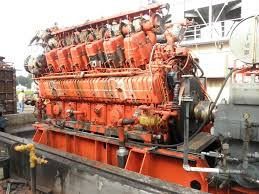 used waukesha 12v at27gl natural gas engine for sale stock no 56800