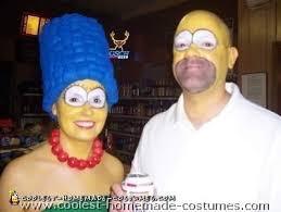 Lisa Simpson Halloween Costume Coolest Homemade Simpsons Halloween Costumes