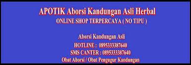 Situs Aborsi Makasar Obat Aborsi Kandungan Asli Herbal 0895333387640