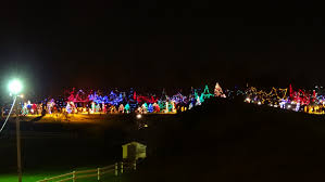 Rosemont Christmas Lights Rose Tree Park Delaware County