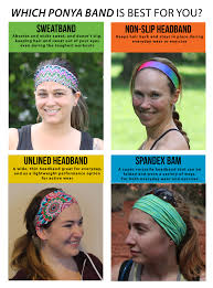 headbands that don t slip athletic headbands that do not slip and sweatbands that are