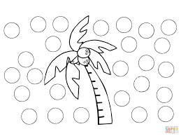 chicka chicka boom boom blank letters coloring page free