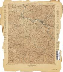 Show Me A Map Of West Virginia by