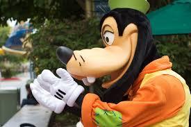 man played goofy tells touching story disney magic