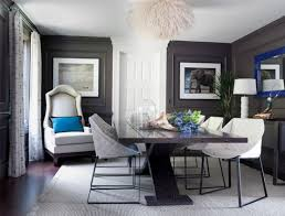 dark charm the best deep hues for your interior decor charcoal blue living room