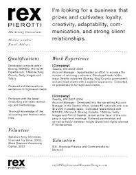 Resume Layout Examples Layout For Resume Template