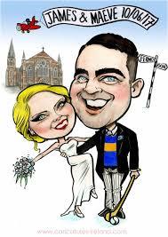 caricature wedding invitations ireland u2013 caricatures ireland by
