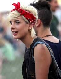 how to wear a bandana with short hair 30 best short hair cuts short hairstyles 2016 2017 most