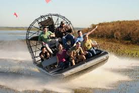 fan boat tours florida airboat adventures airboat sw tour pick up tour like local
