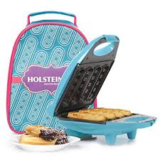 Amazon Holstein Housewares HM J BU Mini Waffle Stick Maker