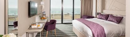 chambre d h es cabourg chambres hôtel les bains de cabourg thalazur