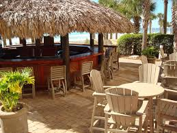 free beach chairs vip reserved parking space calypso