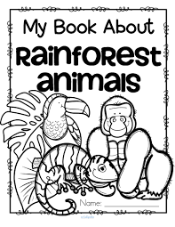 endangered species coloring pages coloring pages rainforest