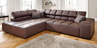 echtleder sofa ideen echtleder sofa braun und schöne oregon leder möbel