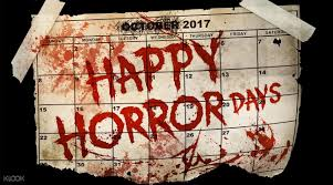 best day to go to halloween horror nights universal studios halloween horror nights 7 in singapore klook