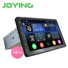 joying latest 8 u0027 u0027 inch single 1 din universal touch screen car