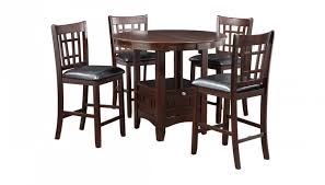 waylon ii 5 piece dining collection home zone furniture dining