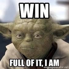 Meme Generator Yoda - begun the clone wars have master yoda meme generator