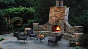 landscaping kits prefab outdoor fireplace kits do it yourself
