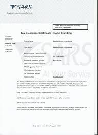 sei tax certificate tax certificate template