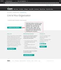 How To Create Business Email Address by How To Create An Account Insights Association