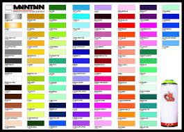 walmart paint colors chart ideas 20 favorite spray paint colors