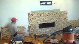 faux stone for fireplace u2013 whatifisland com
