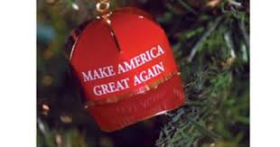 selling make america great again ornament for 149 because
