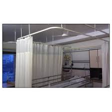 Hospital Curtains Track Hospital Privacy Curtain Track Auroma Manufacturer In Vile