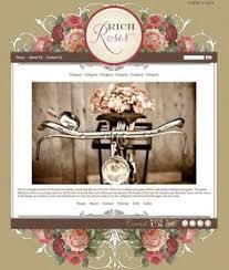 custom website design by avalon rose design for the ferocious