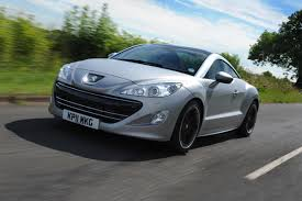 peugeot rcz inside peugeot rcz asphalt first drives auto express