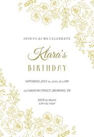 printable invitations invitation maker customize invitations to send online