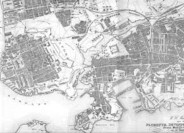 Plymouth England Map by Index Of Maps