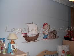 peinture pour chambre enfant deco chambre bébé peinture murale enfant