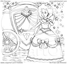 cinderella carriage color clipart free cinderella carriage color