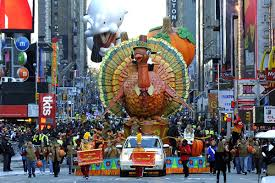 the macy s thanksgiving day parade