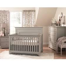 munire chesapeake lifetime crib in light grey free shipping