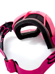 fox air space mx goggle gafas mx fox 2018 air space rosado fox freestylextreme méxico