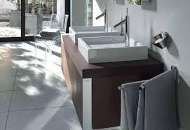 Duravit Double Vanity Starck Washbasin Double Vanity Unit By Duravit Stylepark