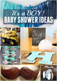 ideas for a boy baby shower 15 baby shower ideas for boys the realistic