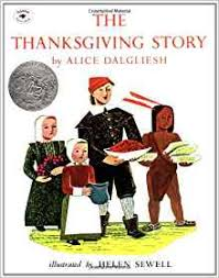 the thanksgiving story dalgliesh helen sewell