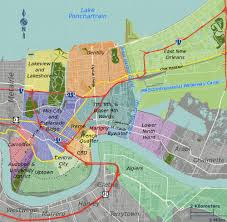 Time Change Map New Orleans Locals On A Decade Of Post Storm Change Part 1