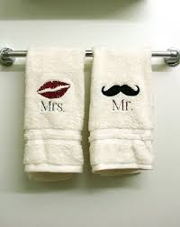 wedding gift towels 11 best customized bath towels images on bath towels