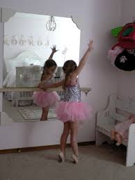 girls bedrooms ballet mirror and bar cute idea girls room must this is
