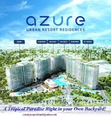 The Azure Floor Plan by 5th Tower Miami Azure Urban Resort Residences