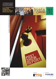 Czech Woodworking Machinery Manufacturers Association by Postshow Report 2012 Singale Page