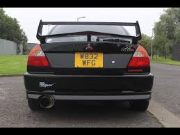 evo mitsubishi black 2000 mitsubishi lancer evo makinen ltd edition rare black