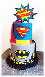 Superman Decoration Ideas by Tasty Superman Birthday Cakes Recipes On Pinterest Superman