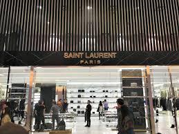 laurent opens toronto store photos